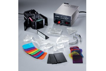 Suncoast Science Center Light Box And Optical Set