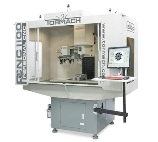 Tormach mill