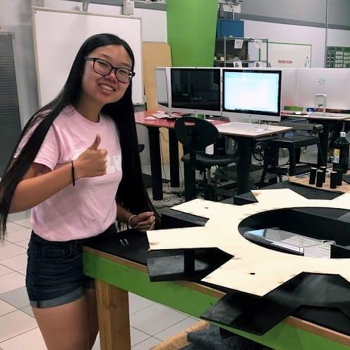 Christiana Guan Class of 2020